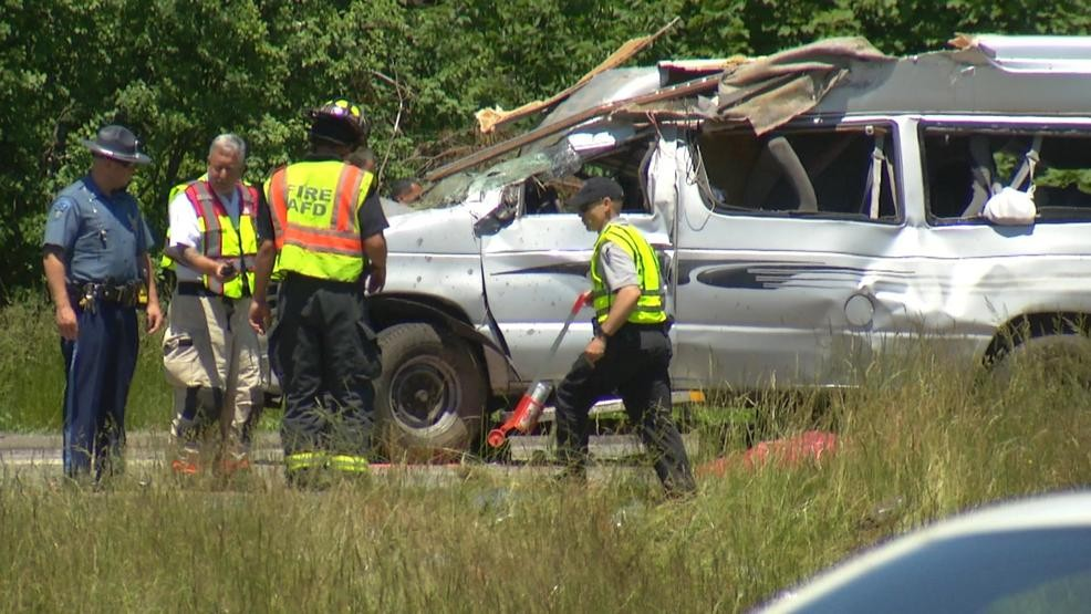 Massachusetts State Police identify victims of fatal I-95 crash in