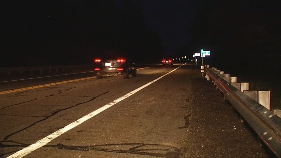Three injured in Route 88 rollover crash after construction