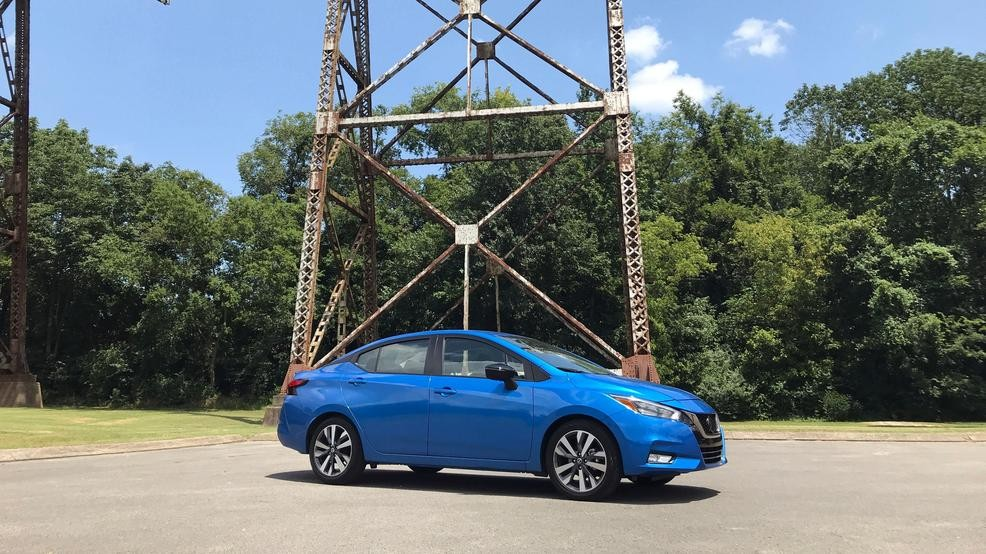 5 things to know about the 2020 Nissan Versa   WJAR