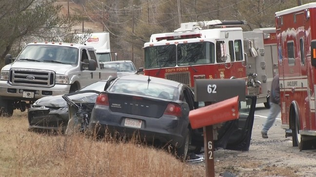 Man sentenced to 15 years in fatal crash on Route 101 | WJAR