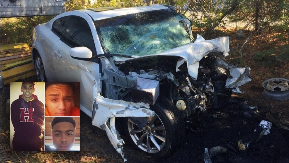 Wrong-way crash in Middleborough kills 5 young adults, including 3