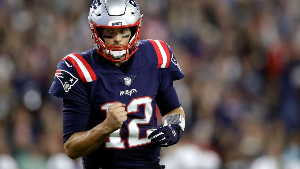 separation shoes 65554 6562b Patriots' Brady looking to stay unbeaten against Bears | WJAR