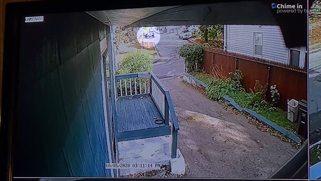 Surveillance Video Records Girl S Abduction In Providence Wjar