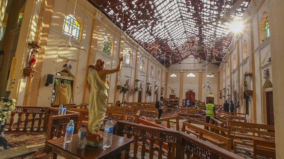 Image result for sri lanka death toll