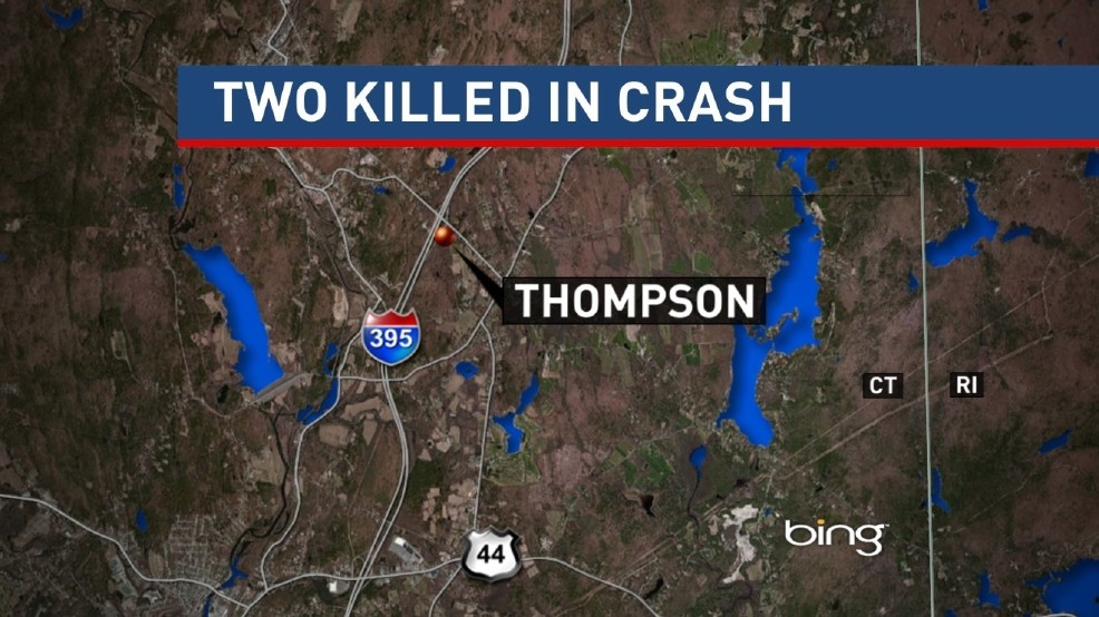Identities released in Connecticut wrong-way fatal accident | WJAR