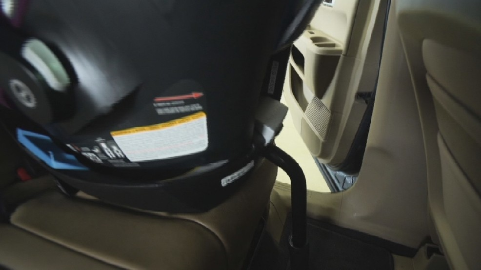 Consumer Reports Tests New Safer Child Seats Wjar