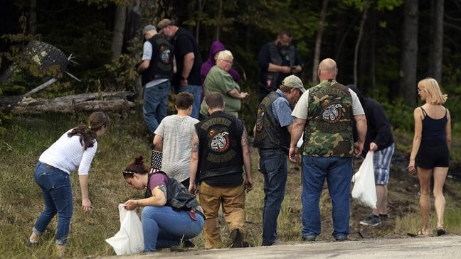 Suspect S Name Released In Fatal New Hampshire Mass Motorcycle Crash