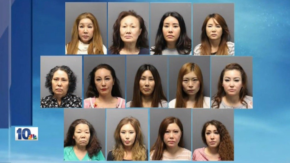 Police 13 Women Arrested In Connection