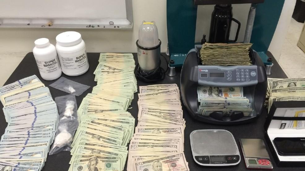 Police raid 2 drug delivery operations, seize $53K cash   WJAR