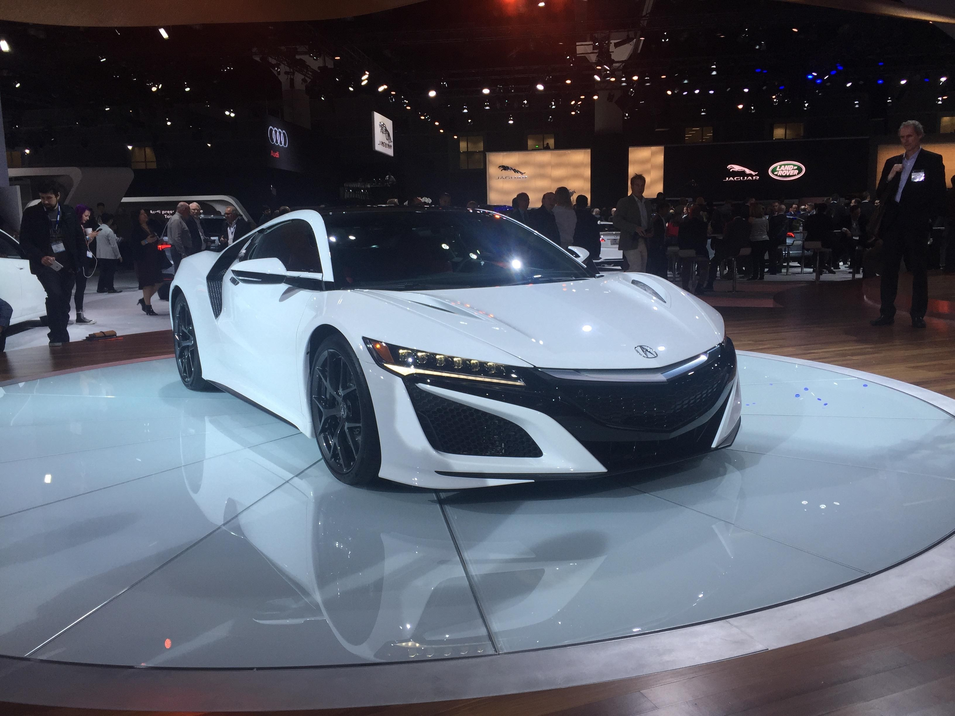 2017 acura nsx goes on sale soon who gets the first one wjar
