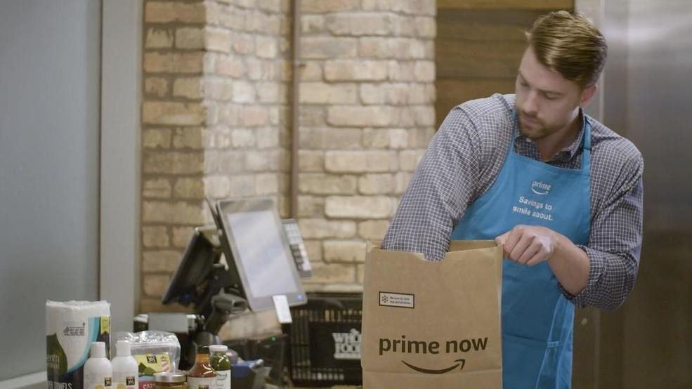 Amazon expands Whole Foods delivery to Providence | WJAR