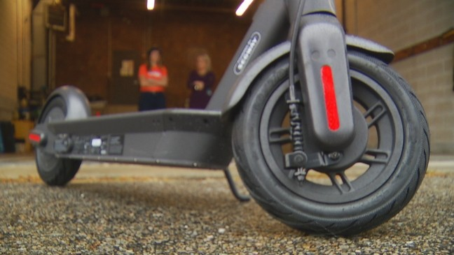 Electric scooters are coming back to Providence streets | WJAR
