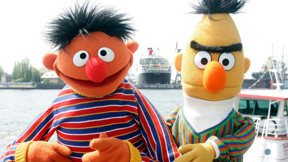 Sesame Street' wants to clarify: Bert and Ernie aren't gay