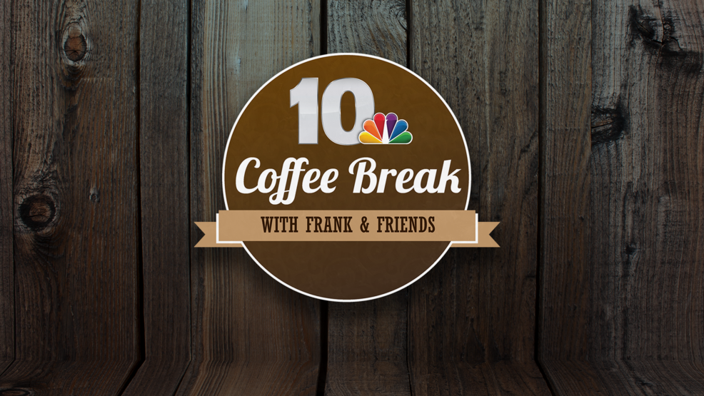Image result for nbc10 coffee break logo