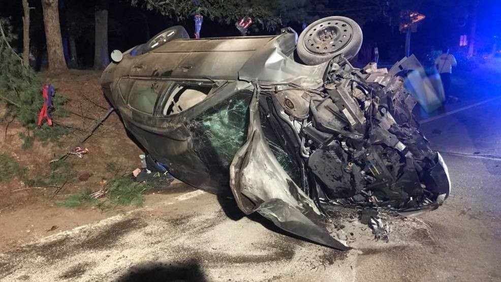Firefighters respond to two car wrecks in south county | WJAR