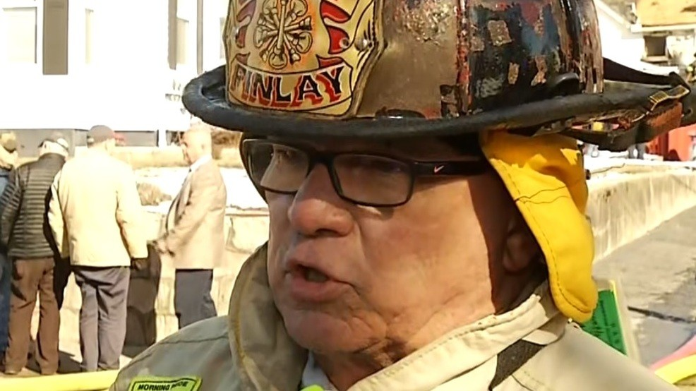 Cumberland fire chief placed on administrative leave   WJAR