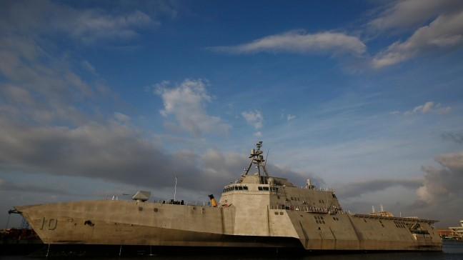 The Gabby: Navy to commission USS Gabrielle Giffords | WJAR