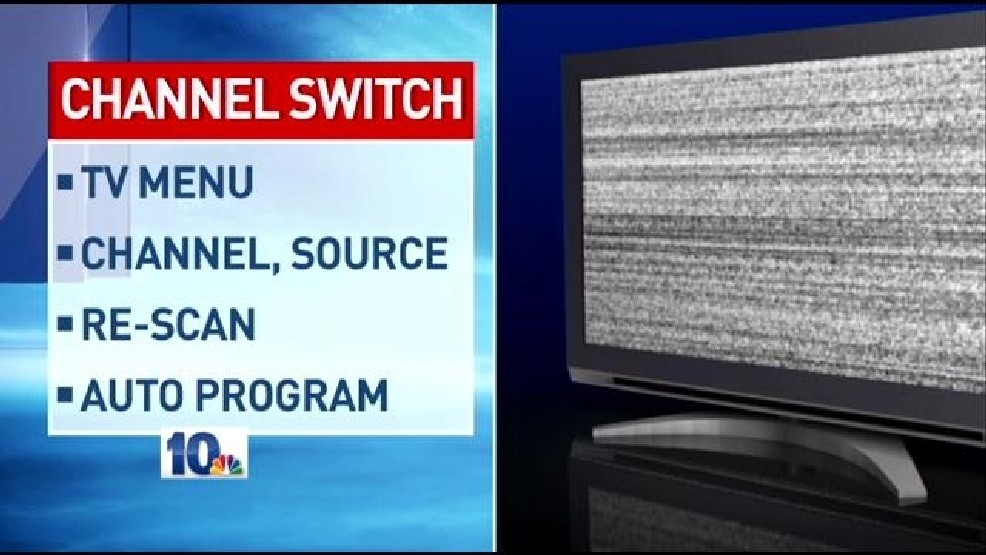 Changes to Channel 10, MeTV for over the air customers | WJAR