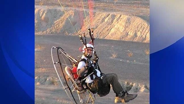North Smithfield man dies in paragliding accident   WJAR
